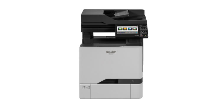 Sharp MX-C407F